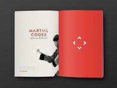 Martial Codex Magazine #print