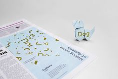 Brand identity and print campaign, posters and adverts for Sydney Dyslexia's innovative new programme Sydlexia by BBDO Dubai