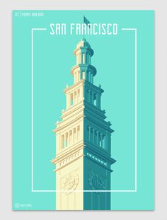 Towers of San Francisco