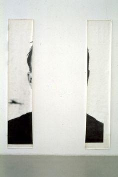 erasing:nnThe Ears of Jasper Johns | Michelangelo PistolettonPhoto by P. Pellionn #art #photograohy