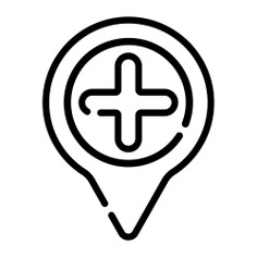 See more icon inspiration related to pin, add place, maps and location, map pointer, map point, map location, placeholder, pointer and location on Flaticon.