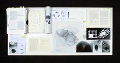 Jellitsch_Galerie3_BA_Kunstpreis_Tisch #ink #white #infographic #black #paper #and #arrow #table