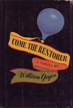 All sizes | 05 Paul Bacon, cover for Come, The Restorer by William Goyen (Doubleday, 1974) | Flickr - Photo Sharing! #william #come #goyen #restorer #the #cover #by #doubleday #for #1974 #bacon #paul