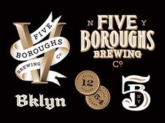 illustration, identity, type, lockup, banner, new york