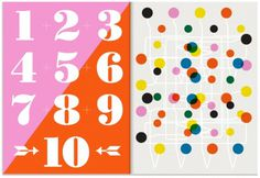Pitch Design Union #numbers #dots #shit #and