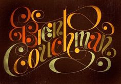 FFFFOUND! #nice #typography