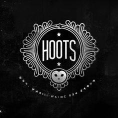 Hoots Beer Logo #beer #logo