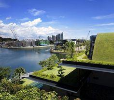"meerahouse3 | Fubizâ""¢ #garden #architecture #house #green"
