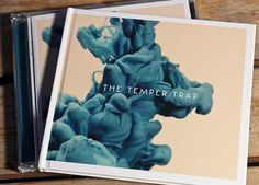 The Temper Trap on Behance #trap #album #temper #cd