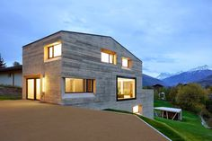 House MFG by Evequoz Ferreira #ideas #architecture