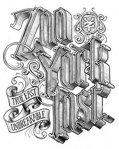 Typeverything.com - Zoo York by Matthew Tapia. - Typeverything #typography
