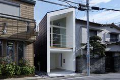 Park House by Tsuyoshi Kobayashi #architecture #minimal #home