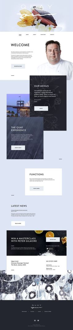 Grid and floats #grid #website