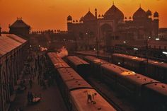 NYC44608 #india #photography #railway