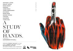 A STUDY OF HANDS EFLYER BACKWOODS