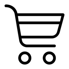 See more icon inspiration related to supermarket, shopping cart, online store, commerce and shopping, shopping store, online shop and commerce on Flaticon.