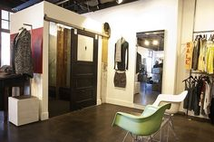 patrick davis design #interior #eames #design #retail