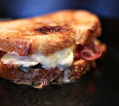 Grilled Cheese Sandwich #grilled