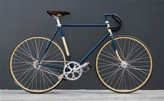 The Collective Loop #gold #blue #bikespiration #bike