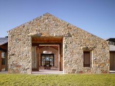 Mountain Wood residence