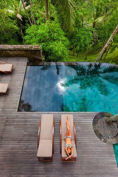 luxuryon:The Grand Tour of Asia: Bali | Como Shambhala Estate resort
