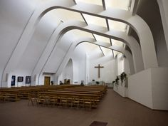 Más tamaños | Chiesa di Riola | Flickr: ¡Intercambio de fotos! #aalto #architecture #alvar
