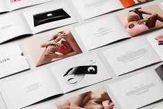 Pia Wallén by The Studio #print #branding