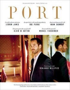Port (London, UK) #cover #magazine