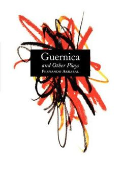 Guernica and Other Plays #cover #layout #book #poster