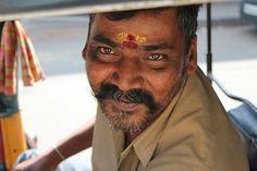 Autorickshaw | Flickr - Photo Sharing! #india #photography #portrait