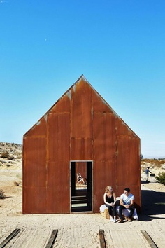 Off-Grid Cabin in Joshua Tree National Park: Folly by Cohesion 2