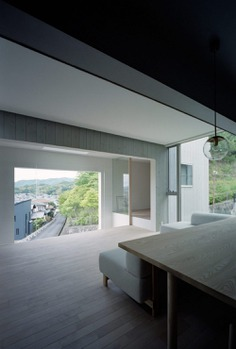 interior design, FujiwaraMuro Architects