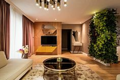 An Elegant Contemporary Style Apartment / Creativ Interior