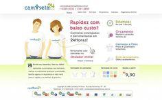 camisetas24horas #flash #webdesign #ui