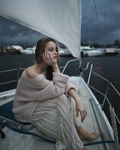 Astonishing Beauty and Artistic Portrait Photography by Tatiana Mertsalova