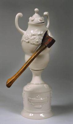 Laurent Craste | PICDIT #sculpture #design #art #ceramic