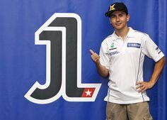 Número uno Jorge Lorenzo | Ciscu Design #motgp #numero #uno #lorenzo #number #one #logo #jorge