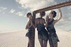 Fashion Photography by Camilla Akrans
