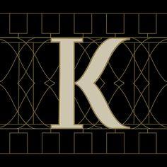 K hand lettering #type #handlettering #a-z #pattern
