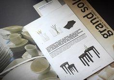 MAISON CORBEIL : Sébastien Bisson #print #brochure #typography