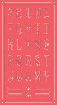 ZWEI Plus on the Behance Network #type #typo #poster #typography