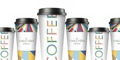 Halcyon- The Dieline #packaging