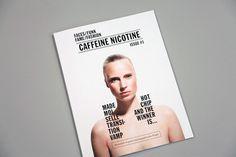 Caffeine Nicotine Magazine