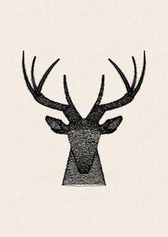 Deer #deer #poster #blend