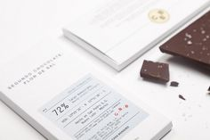 SAVVY STUDIO | Casa Bosques Chocolates #packaging #branding