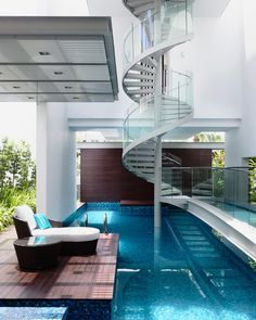 HYLA architects jalan angjin laut singapore designboom #pool