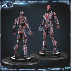 IRON MAN STAND #man #iron