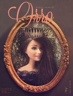 #doll #photography #fairytale #crown #face #barbie #book