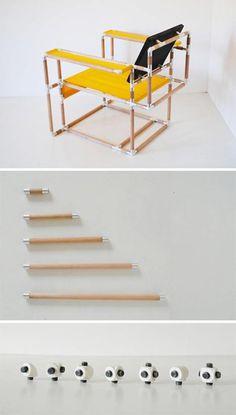 DIY furniture system