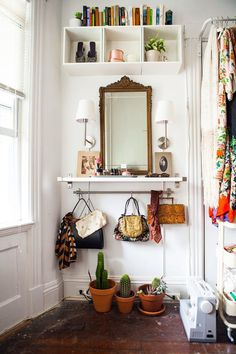 Purse Storage Options to Buy or DIY | Apartment Therapy
